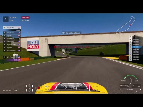 GT Sport GTP_WRS Online Event 12 - A Rainbow of Sporty V12's