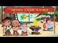 Never Land Games | Fun online game play for kids | Jake and the Never Land Pirates