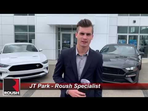 2019 ROUSH Mustang - Custom Build - Stage 1