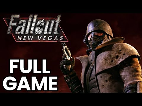 Fallout New Vegas - Full Game Walkthrough (No Commentary Longplay)