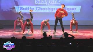 Slayers We Wanna dance 2013