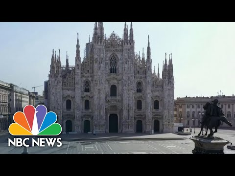 Countries In Europe Look To Ease Coronavirus Restrictions | NBC Nightly News
