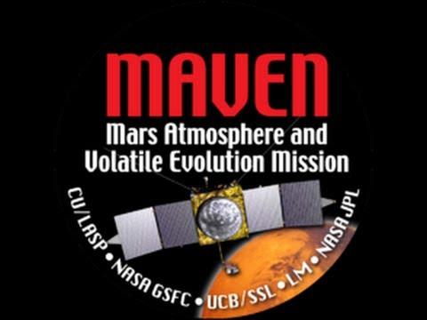 NASA's Mars Atmosphere and Volatile EvolutioN (MAVEN) Launch #throughglass