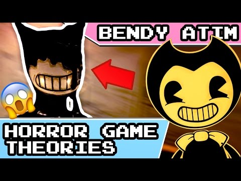 Bendy and the Ink Machine Theories: Is Bendy Possessed? 👹