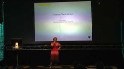 Interesting Helsinki  - Minna Joenniemi puhuu heittäytymiskyvyn ponnistusvoimasta Part1