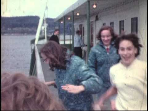 Whidbey Island cabin 8mm footage