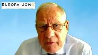 EUPROMS: prostate cancer patient-driven QoL
