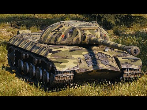 World of Tanks IS-3A - 10 Kills 7,8K Damage (1 VS 5) thumbnail