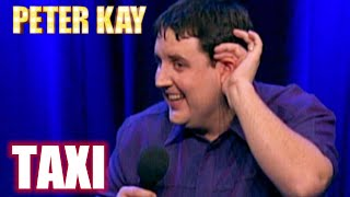 Peter Kay On Taxi Drivers | Peter Kay: Stand Up