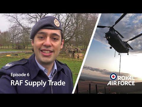 Royal Air Force Supply Trade