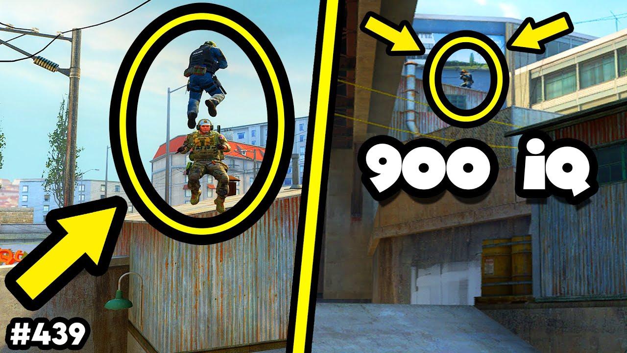 NEW 900 IQ OLOFBOOST! - CS:GO BEST ODDSHOTS #439