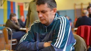 Pinsk 2016. European Draughts Disabilities Championship, Breakfast, round 2, walking, dinner