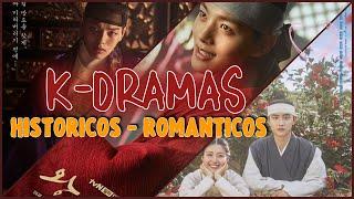 5 DORAMAS HISTORICOS ROMANTICOS QUE NO TE PUEDES PERDER | DRAMASC