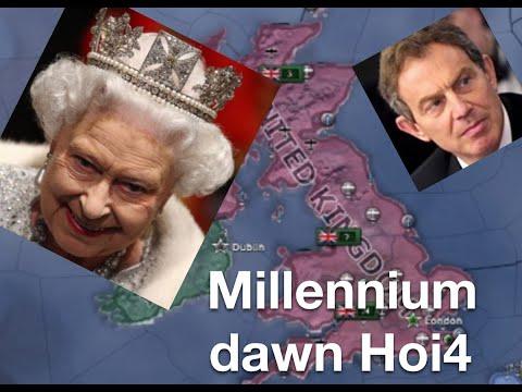 Hearts of Iron 4 Modern day BRITISH EMPIRE |