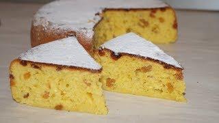 Творожный пирог просто вкуснотища. Простой пирог к чаю