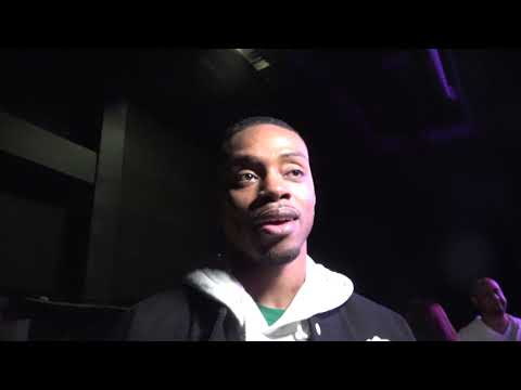 Errol Spence Breaks Down Crawford vs Khan & Why He Does NOT Like Thurman