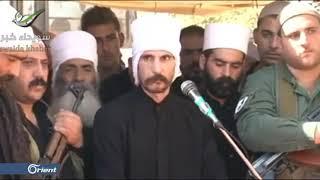 ميليشيات النمر تهدد قوات شيخ الكرامة في محافظة السويداء