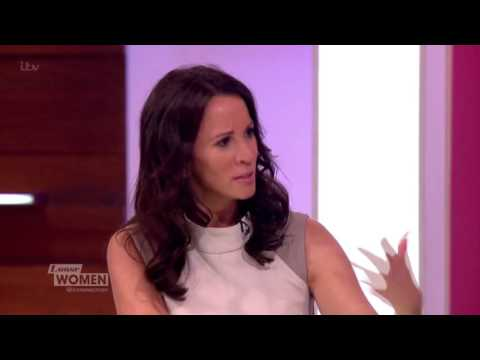 Michael Bolton On Being A Workaholic | Loose Women