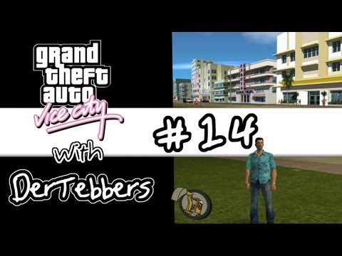 Grand Theft Auto: Vice City - Ep14 - All Cabs Need Jet Engines