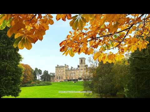 Autumn At DoubleTree By Hilton Hotel Dunblane Hydro