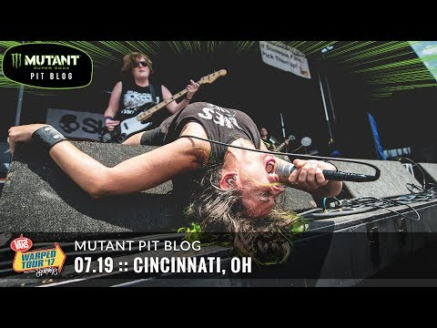 2017 Mutant Pit Blog: Cincinnati, OH