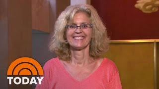 Ambush Makeover Takes This Mom From Frizzy To Fabulous   TODAY