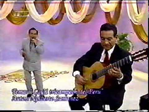 """VALS CRIOLLO DEDICADO A LA """"U"""" (2000)  Y DALE """"U""""- UNIVERSITARIO TRICAMPEON DEL PERU"""