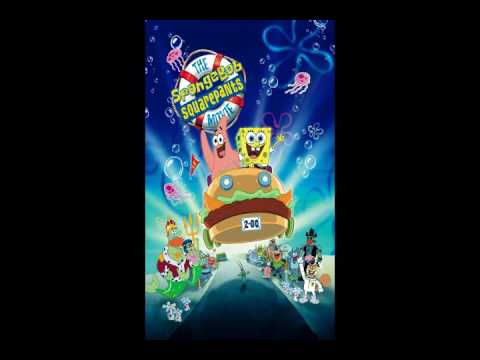 The Spongebob Squarepants Movie OST Spongebob & Patrick Confront The Psychic Wall Of Energy (Inst)