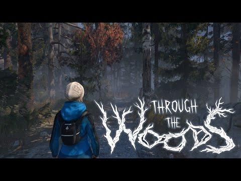 [ Through the Woods ] Amazing Norwegian horror (Full Playthrough)