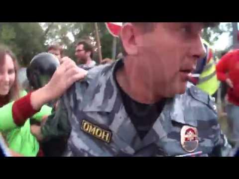 Pussy Riot - Драка на балконе - РЕАЛЬНОСТЬ.Документ