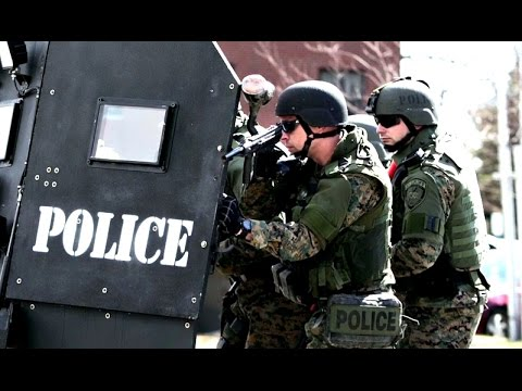 Peace Officer TRAILER (HD) Militarized Police Documentary 2015