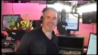 Chris Moyles last breakfast show on BBC news