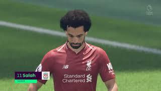 FIFA 19 PC Liverpool vs Manchester United EP.1
