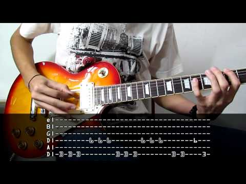 Fit For Rivals - Crash (Cover and Tabs)