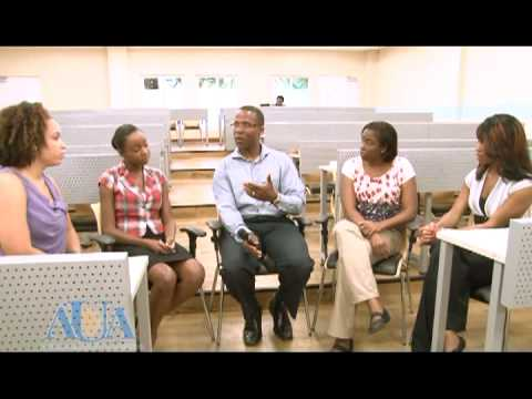 AUA Healthy Perspectives :  an interview with AUA Med 3 and Med 4 students