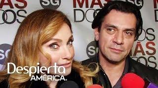 Elizabeth Álvarez confiesa por qué no es celosa con Jorge Salinas