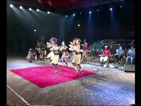 African Acrobat Dance Group