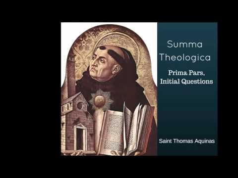 Summa Theologica, Prima Pars, Initial Questions - The Power of God