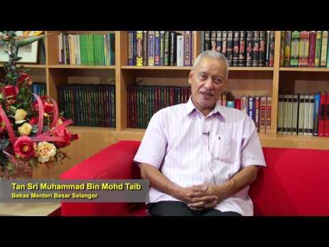 Rayuan kepada Sahabat-sahabat dalam UMNO - Tan Sri Muhammad Bin Mohd Taib