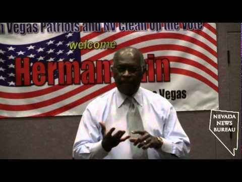Hermain Cain - Energy Independence Strategy