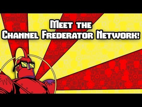 Meet the Channel Frederator Network!