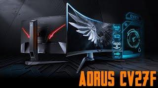 [Cowcot TV] Présentation écran Gaming AORUS CV27F