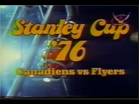 "1976 STANLEY CUP FINALS FILM   ""CLASH FOR THE CUP"""