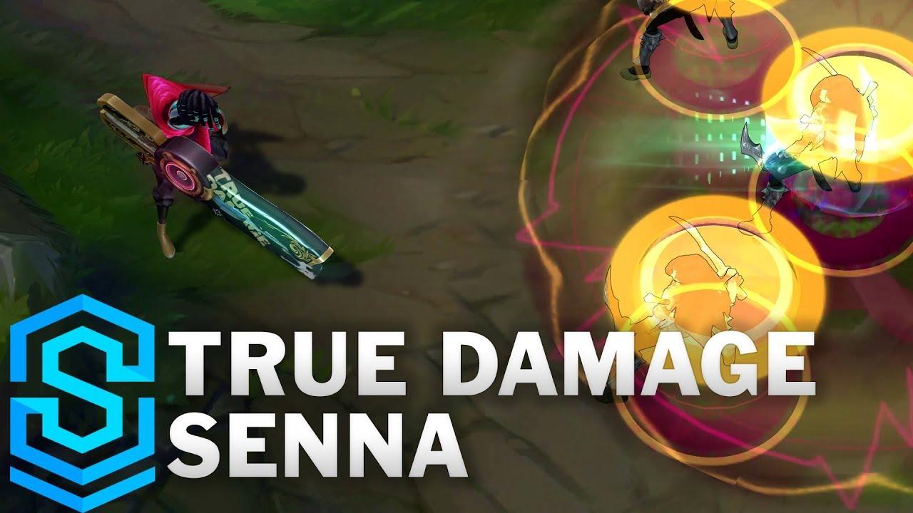 Download True Damage Senna Skin Spotlight - League of Legends