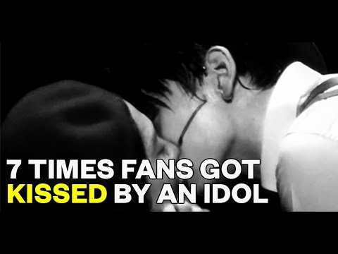 7 Times Fans Got Kissed by an Idol Mp3