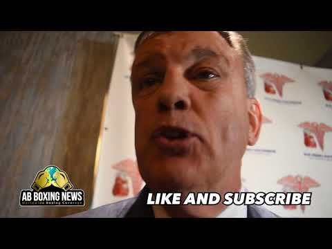 "Teddy Atlas:""Spence too Relentless for Mikey Garcia; next PPV Star After Canelo Not Thurman"""