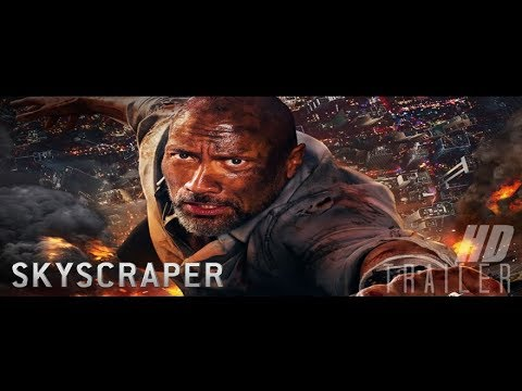 SKYSCRAPER  Trailer 2 German Deutsch (2018)