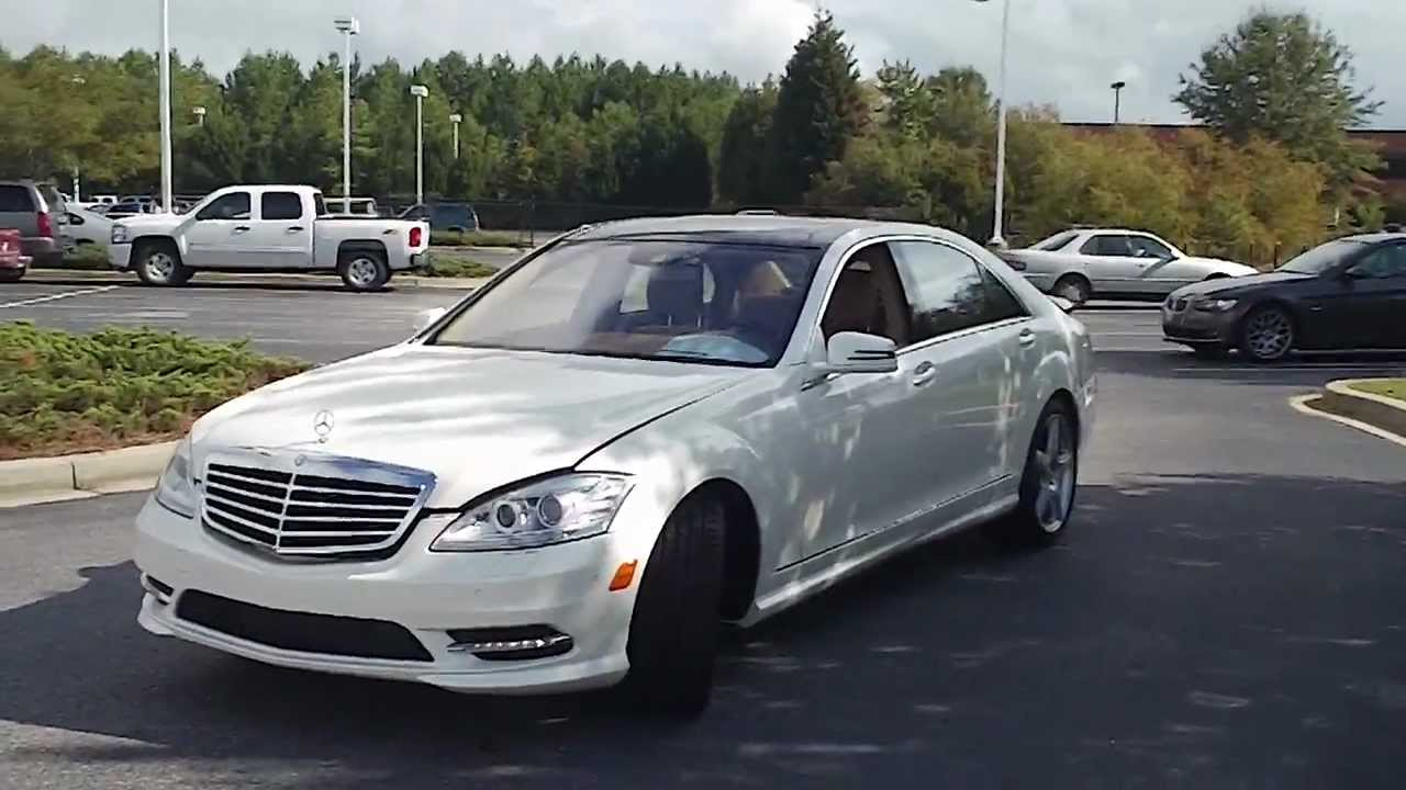 2011 mercedes benz s550 capitol automotive florence for Mercedes benz 2011