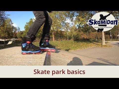 Skatepark Basics -