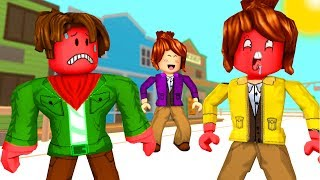 WE TURN TO CHILINHAS! In FAMILY (Roblox Wild Revolvers)